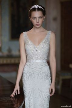 Alon Livne White 2015 Bridal Couture Collection | Wedding Inspirasi