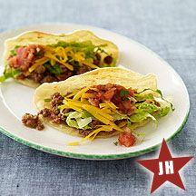 Weight Watchers Spicy Beef Tacos