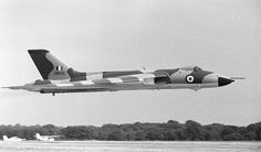 Very low fly by Vickers Valiant, Anti Flash, V Force, Nuclear Force, Military Post, Avro Vulcan, Delta Wing, Falklands War, Aviation Image