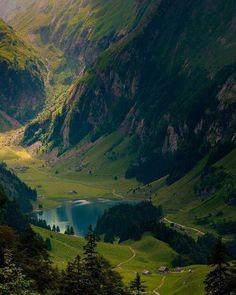 Apperzellerland, Switzerland