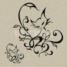 cat tattoo stencils - Yahoo Image Search Results