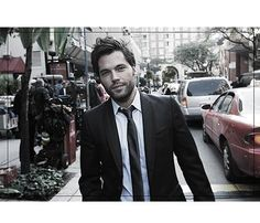 Tim Rozon = Beautiful. Not to mention he's French Canadian. <3