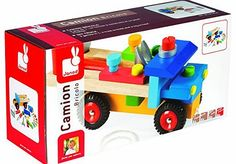 Janod Camion Bricolo (DIY Lorry) J05022 Toy Tool Set Lorry Design No description (Barcode EAN = 3700217350222). http://www.comparestoreprices.co.uk/cars-and-other-vehicles/janod-camion-bricolo-diy-lorry-j05022-toy-tool-set-lorry-design.asp