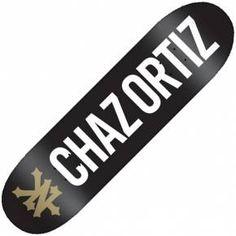 "chaz ortiz skate decks | Chaz Ortiz Incentive Deck 7.75"" - Skateboard Decks from Native Skate ..."
