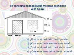 Ejercicios area y perimetro poligonos