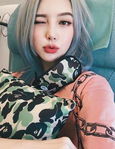 9 Korean Makeup Looks – My hair and beauty Korean Makeup Look, Asian Makeup, Korean Beauty, Asian Beauty, Uzzlang Girl, Young And Beautiful, Beautiful Asian Girls, L Icon, Pony Makeup