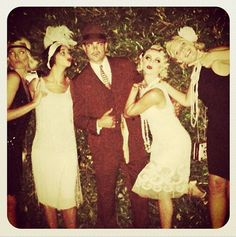 Great Gatsby Party (courtesy of Julianne Hough)