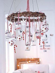 Advent hanger