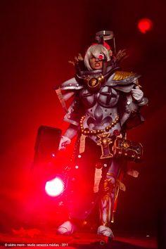 Selena Agna Cosplay. Sister of Battle. Warhammer 40000.