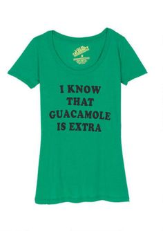 LMAO! Whoever thought of this is awesome! Just serve me the damn guacamole!!!!!!!
