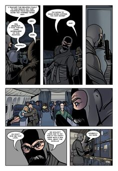 If you are not reading Dr. McNinja, this is exactly the kind of awesome you're missing out on.
