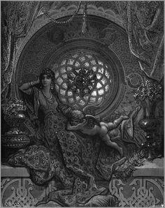 gustave dore | Gustave Doré – Grabados - Paperblog