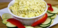 Gluten Free Bone Suckin' Egg Salad