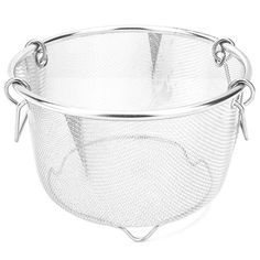 Premium Steamer Basket Perfect for Vegetables, Eggs, and Meats Pressure Cooker Reviews, Instant Pot Pressure Cooker, Best Steamer, Stainless Steel Dishwasher, Steamer Baskets, Eggs, Steamers, Cookers, Meat