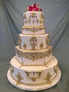 Small Wedding Cakes, Elegant, Cake Ideas, Desserts, Food, Food Cakes, Classy, Tailgate Desserts, Deserts