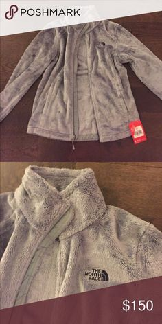 The north face patio fleece jacket Super cute, new with tags, size medium The North Face Jackets & Coats