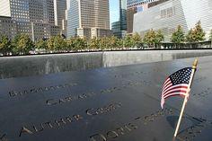 Memory - 911 Memorial - NYC