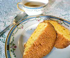 Gluten Free Orange Almond Tea Cakes
