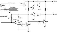 9 Best Geiger Counter images | Geiger counter, Counter, Circuit Geiger Counter Circuit Schematic on telephone circuit schematic, tesla coil circuit schematic, metal detector circuit schematic, geiger counter circuit board,