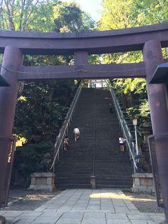 Atago shrine, Tokyo 愛宕神社(東京)