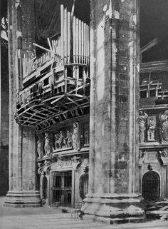 1943 Agosto Duomo di Milano Bombardato 12 | da Milàn l'era inscì