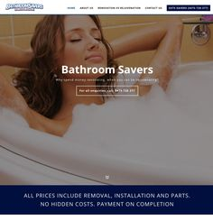 Bathroom Savers offer a 'rejuvenation' service as opposed to traditional bathroom renovations across Sydney. Traditional Bathroom, Bathroom Renovations, Sydney, Projects, Log Projects, Blue Prints, Bathroom Remodeling