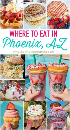 Where to find the BEST food & restaurant recommendations for Phoenix / Scottsdale / Mesa Arizona!!