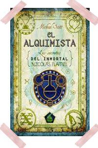 Michael Scott, Los secretos del inmortal Nicolás Flamel (I): El alquimista.