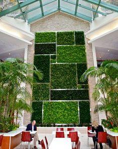 Jardínes verticales ortogonales (ángulos rectos) Inspirados en las pinturas de Piet Mondrian https://www.facebook.com/flavia.nirigoyen/photos_albums