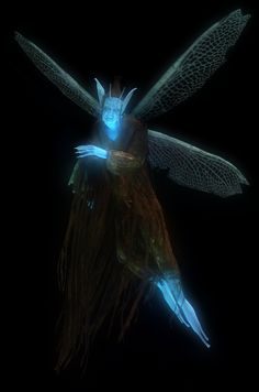 """The Sídhe (pronounced """"Shee"""") are an immortal race of Avalon, the Island of Youth, and they appear as small blue humanoid winged creatures. Gaius describes them as """"masters of enchantments and a cruel race of beings."""" The Sidhe had kings who were called Sidhe elders, they were served by Pixies and could live for 1000 years. When the daughter of Lord Godwyn, Princess Elena was born, a Sidhe elder came and cast a spell on her, implanting a faerie in her body. He then had his Pixie servant..."""