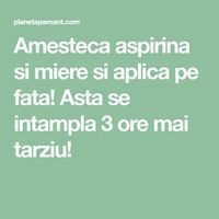 Amesteca aspirina si miere si aplica pe fata! Asta se intampla 3 ore mai tarziu! Glowing Skin, Good To Know, Oreo, Health Care, Health Fitness, Hair Beauty, Healing, Homemade Products, Face
