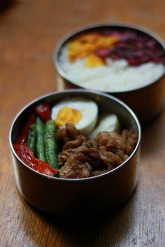 Bento - Japanese Boxed Lunch お弁当