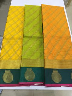 Power Loom, Sarees, Collection