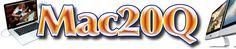 Mac20Q Talking to Mac users blog help and tutorials
