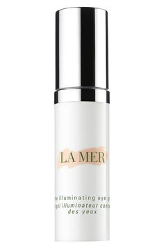 'The Illuminating Eye Gel' / @nordstrom | has anyone tried this? what do you think!?