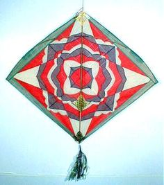 INDIAN FIGHTER KITE