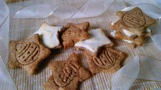 Karácsonyi keksz liszt nélkül, cukor nélkül Gf Recipes, Health Eating, Cookie Jars, Cake Cookies, Food And Drink, Gluten Free, Diet, Meals, Vegan
