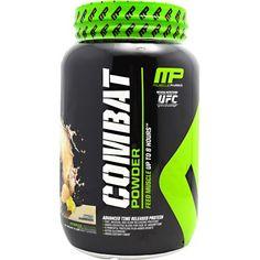 Muscle Pharm Hybrid Series Combat Powder Vanilla 2 Lbs (907 Grams) -- More info…