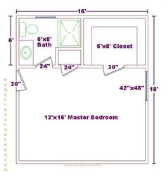 Mother In Law Master Suite Addition Floor Plans 7 Garage Reno inside size 931 X 990 Small Master Bedroom Addition Floor Plans - Bank Problems Financing our house and work […] Master Closet Layout, Master Suite Layout, Master Suite Floor Plan, Walk In Closet Design, Closet Designs, Wardrobe Design, Walk In Closet Size, Walk In Closet Dimensions, Bedroom Dimensions