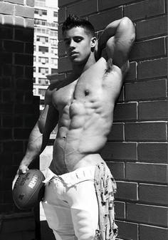#football player