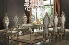 Huber Formal Dining Room Set