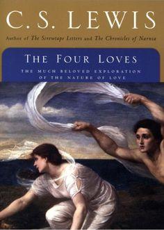 Four Kinds of Love; Eros, Agape, Phileo