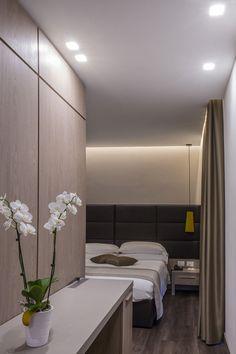 Linea Light Group firma il progetto all'Hotel Principe Palace | #design #light #lamps #madeinitaly #homedecor #led #ledlights