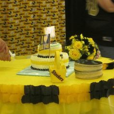 My cake table