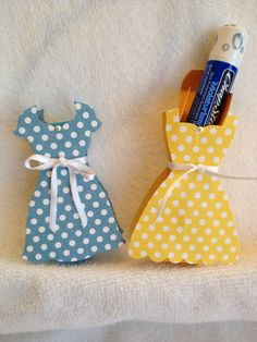 SU - Dress Framelits with box for Chapstick  Stampin' Up!