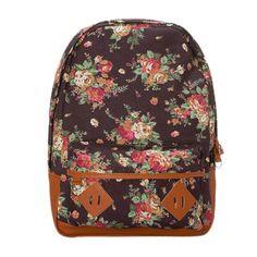 floral backpack  $15.11  floral hipster vintage fachin backpack bag accessories under20 under30 free shipping rosegal