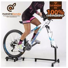 Diy Stationary Bike, Bike Drift, Bike Trainer, Staircase Makeover, Gym Machines, Urban Bike, Kart, At Home Gym, Cycling Bikes