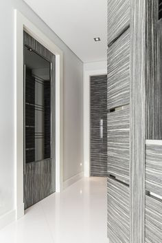 Contemporary Villa doors with burnished finish from Herrington Gate