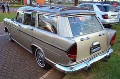 Carros Nacionais Antigos: SIMCA DO BRASIL - Parte II - perua JANGADA