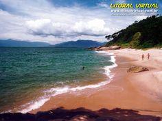 Praia Brava, Caraguatatuba (SP)